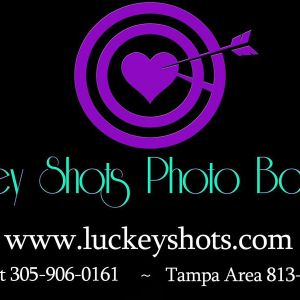 Luckey Shots Photo Booths