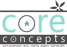 Core Concepts and Catering