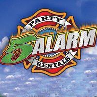 5 Alarm Party Rentals - Tent and Tableware Rentals