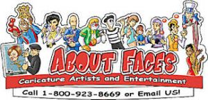 About Faces Caricature Artists
