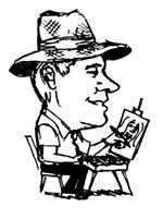 Bruce Norris Caricature Artist