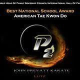 John Prevatt Karate