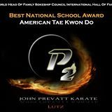 John Prevatt Karate Ninja Night