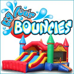 Big Lou's Bouncies - Dunk Tank
