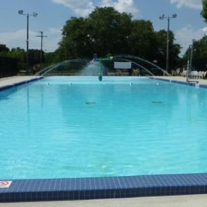 Williams Park Pool