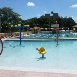Roy Jenkins Pool