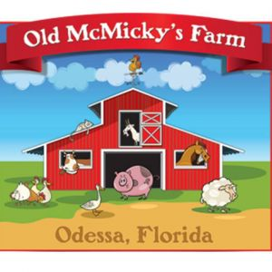 Old McMicky's Farm Birthday Parties
