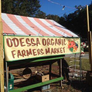 Odessa Organic Farmers Market.