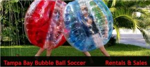 Tampa Bay Bubble Ball Soccer