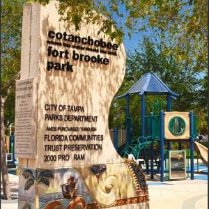Cotanchobee Fort Brooke Park