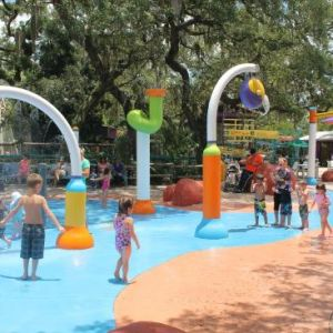 Zoo Tampa Lowry Park Water Attractions