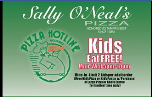 Sally O'Neal's Pizza