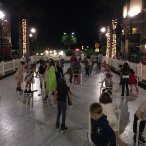 11/15-1/5 Synthetic Ice-Skating at Shops at Wiregrass