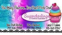 Sugar Darlings Cones & Cupcake Parties
