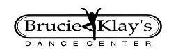 Brucie Klay's Dance Center Summer Camp