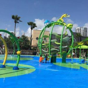 Florida Aquarium Splash Pad