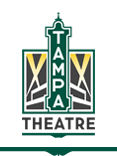 Tampa Theater Summer Classic Movie Series