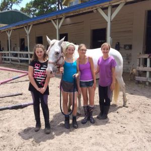 Bristol Rose Equestrian Kids Camp