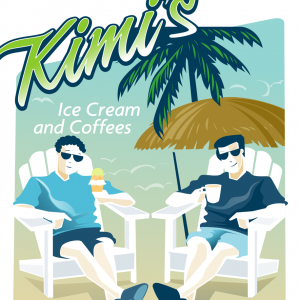 Kimi's Ice Cream and Coffees