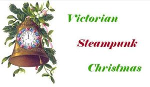 12/1 Victorian Steampunk Christmas at Pinellas Pioneer Settlement