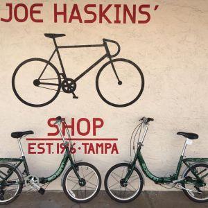 Joe Haskins Bicycle Shop