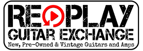 Replay Guitar Exchange Private Music Lessons