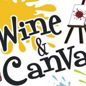Wine and Canvas Give from Heart with Art