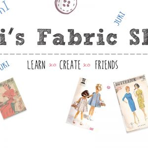 Birthday Parties at Gigi's Fabric Store