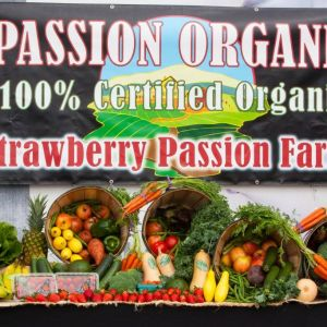Strawberry Passion/ Passion Organics Farms, LLC
