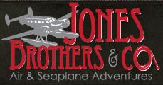 Jones Brothers Air and Seaplane Adventures