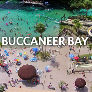 Buccaneer Bay at Weeki Wachee Springs