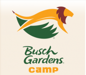 Busch Gardens Summer Day Camps