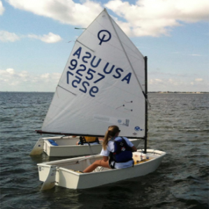 Tampa Yacht and Country Club Learn-to-Sail Camp