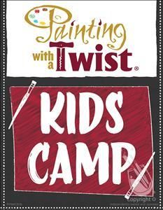 Painting With A Twist Summer Camps
