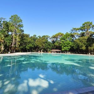 Hillsborough River State Park Poolside Cafe