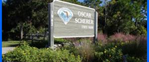Oscar Scherer State Park- Lake Osprey