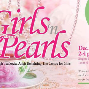 12/9 Girls 'n Pearls A High Tea Benefiting The Centre for Girls