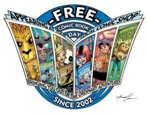 05/05 Free Comic Book Day