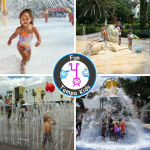 Beat the Heat at a Splash Pad or Water Park