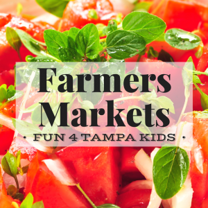 Check out a Farmers Market