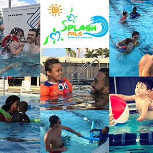 Splash Pals -Adapted Aquatics - Therapeutic Swimming & Aquatic Recreation