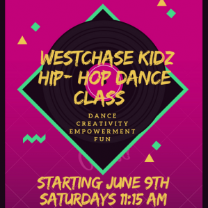 MBDP  Hip Hop Dance Classes