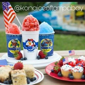 Kona Ice Tampa Bay