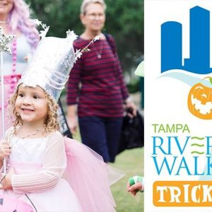 10/27 The 3rd Annual Riverwalk Trick or Treat event