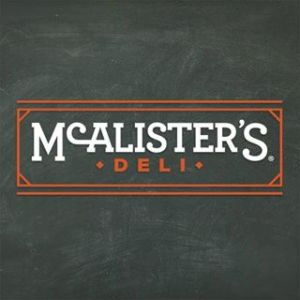 10/30-11/01 McAlister's Deli Free Kids Meal on Halloween