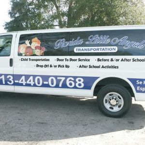 Florida Little Angels Transportation