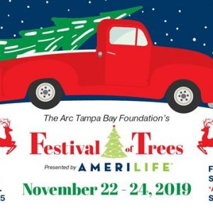 11/22 - 11/24 Festival of Trees Tampa Bay