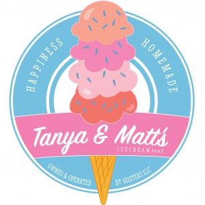 Tanya and Matt's Ice Cream