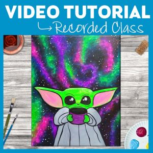 Pinot's Palette Virtual - Live and Recorded Kids Classes