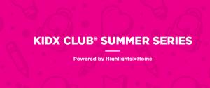 06/26-09/11 Westshore Plaza Kidx Club Summer Series